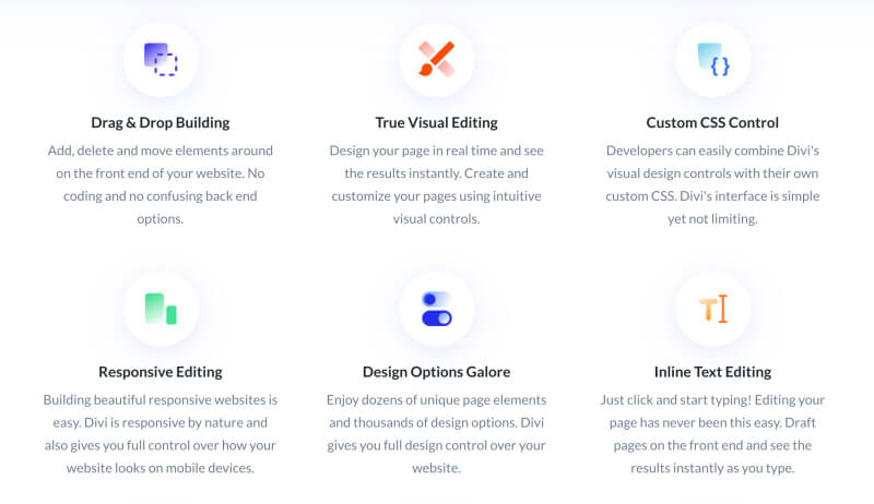Divi theme benefits - The best WordPress theme for bloggers