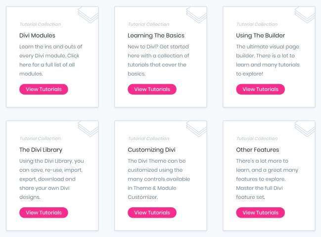 Finding the best WordPress theme for your blog - Make sure your WordPress theme has a helpful documentation available, like the Divi theme from Elegant Themes