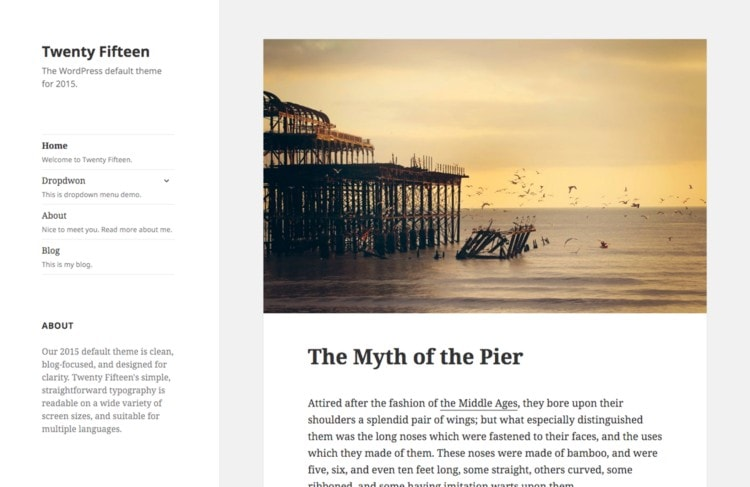 Free WordPress themes - the best WordPress themes for bloggers