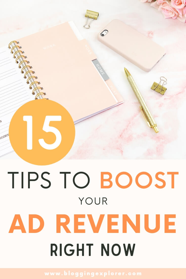 Increase Display Ad Income: 15 Easy Tips For More Passive Income