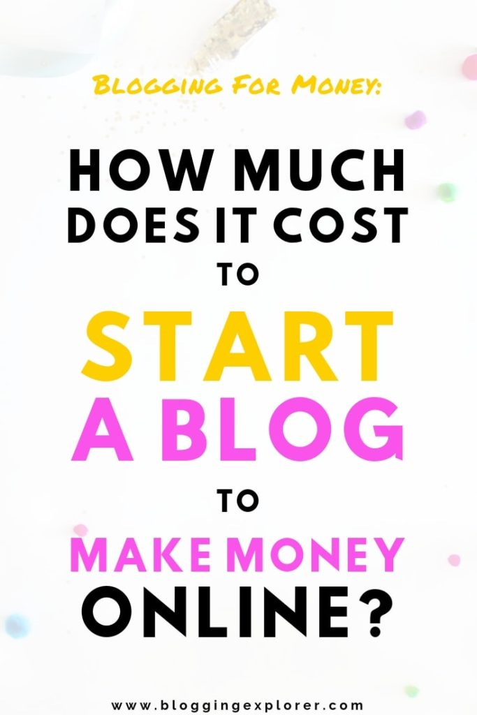 How much does it cost to start a blog to make money online? Find out what blogging tools you need to start a successful blog and which ones are just a waste of your money