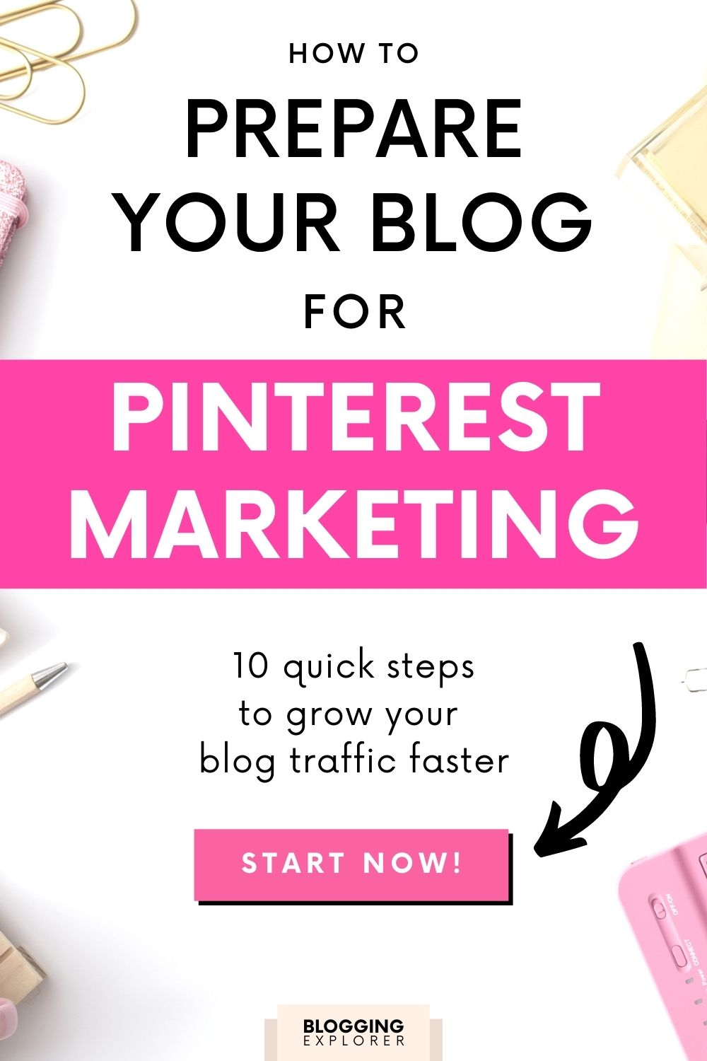 8 Easy Steps to Prepare Your Blog for Pinterest Marketing Success