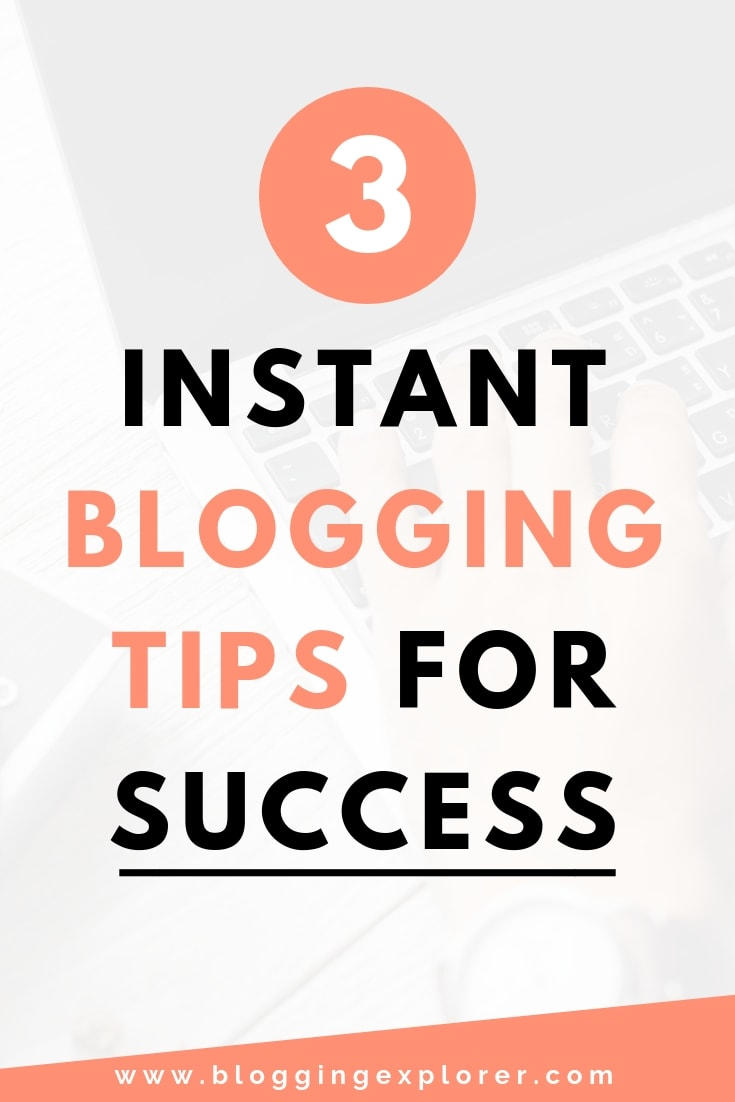 How to Start a Successful Blog - Successful Blogging Tips for Beginners