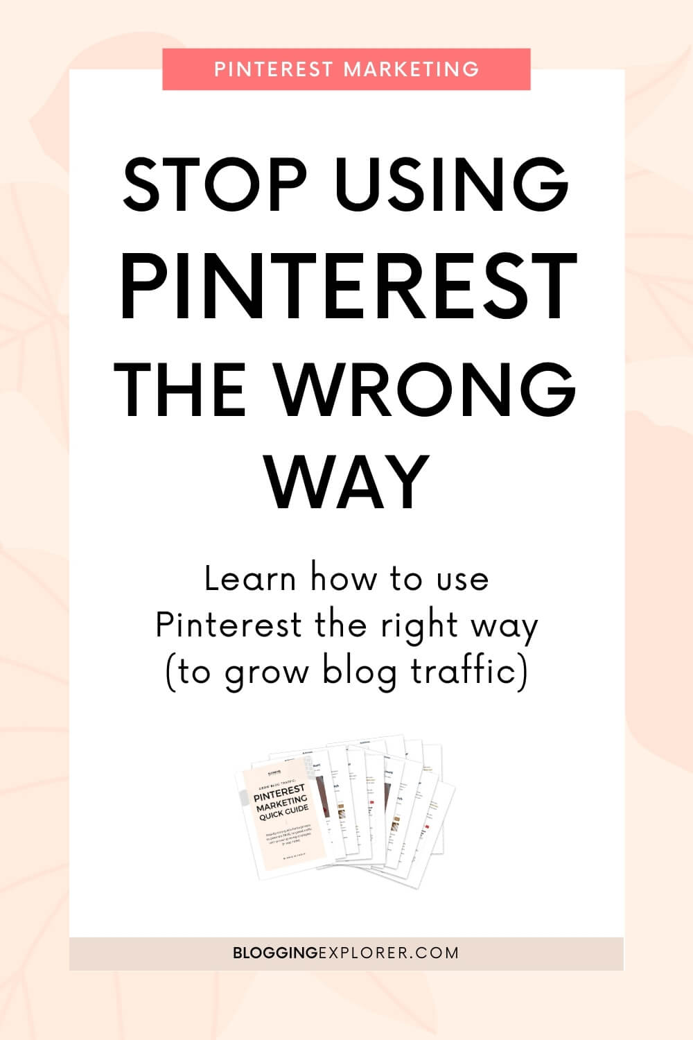Is Pinterest social media and why you should care - Blogging Explorer
