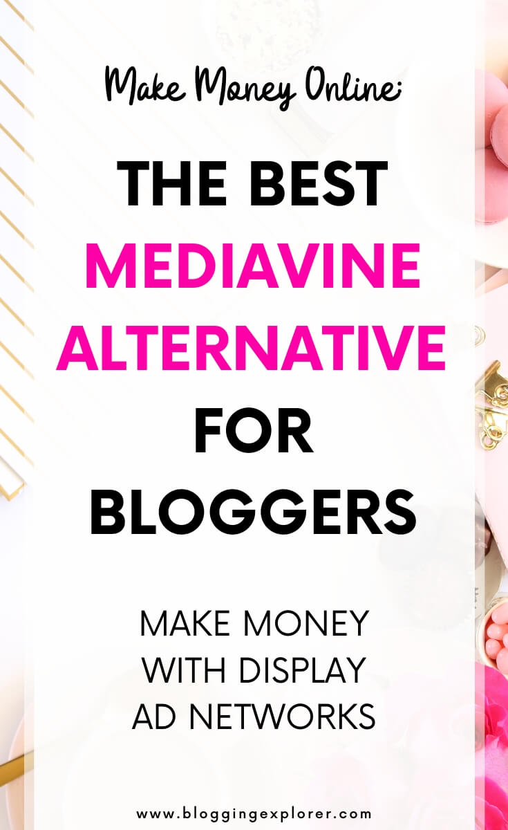 The Best Mediavine Alternative for Bloggers (That Pays Well)