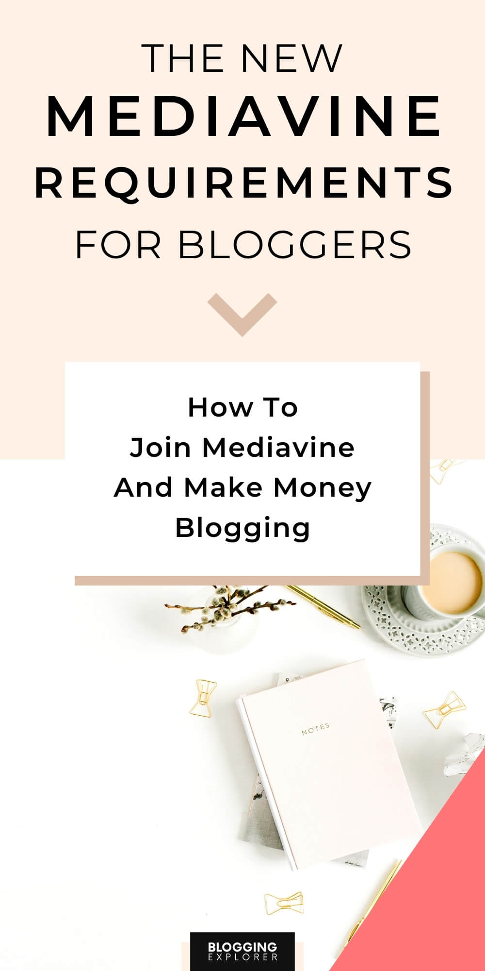 Mediavine requirements for bloggers and publishers - How to join Mediavine and make money blogging