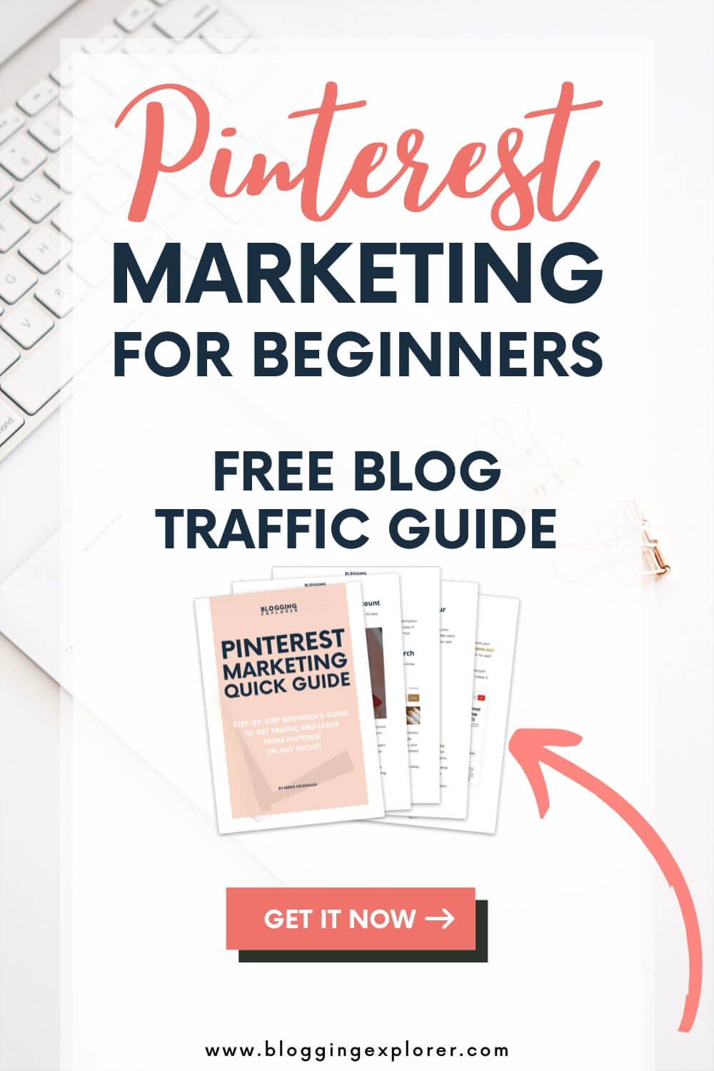 Pinterest Marketing Quick Guide