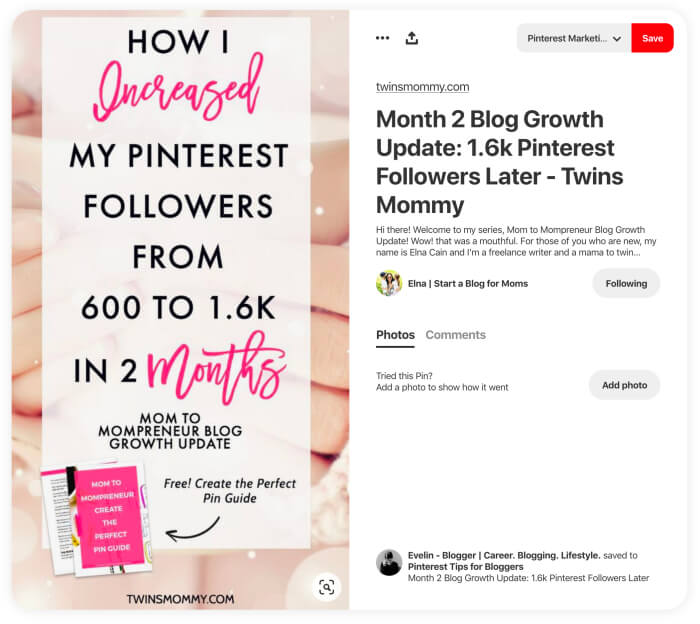 Pinterest SEO - Best practices for click-worthy pins