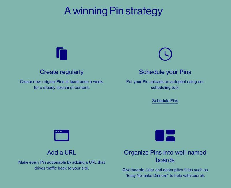 Pinterest algorithm - The best Pinterest marketing strategy for blog traffic