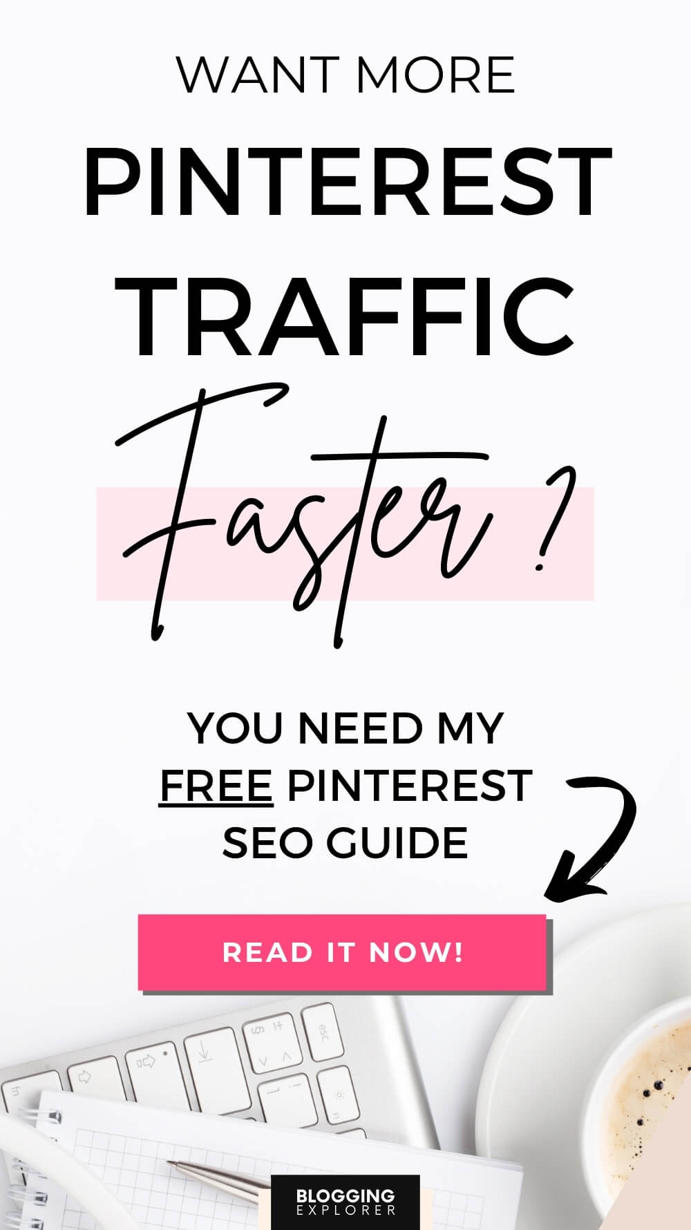 Pinterest marketing strategy and SEO guide - Blogging Explorer