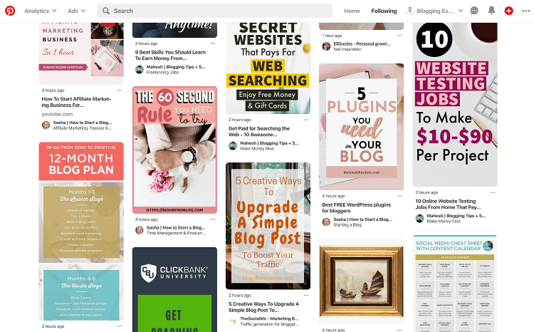 Pinterest strategy tips and hacks for beginners - How Pinterest works