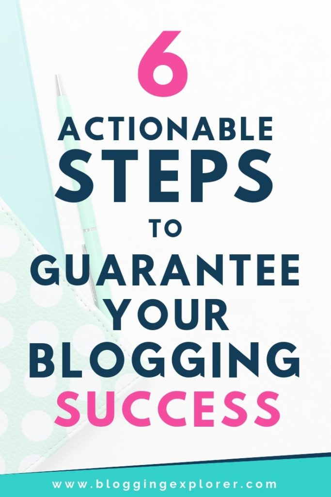 Secrets to successful blogging for beginners to start a blog, grow blog traffic and make money blogging