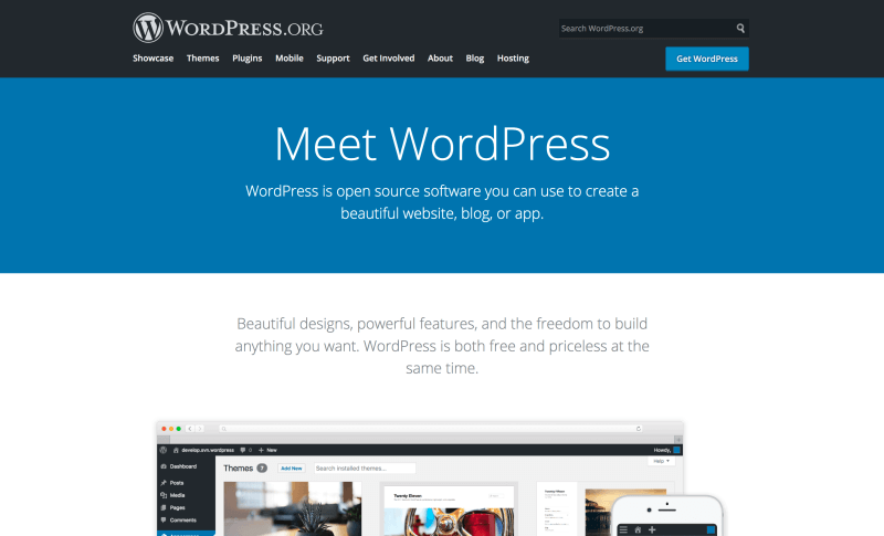 WordPress.org  self-hosted with  WordPress.com - How to Start a Blog and Make Money Online