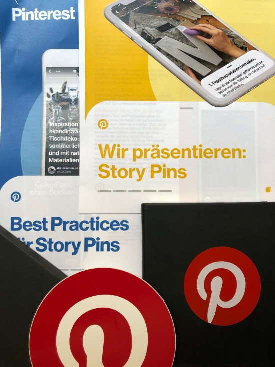 Story Pins - What are Story Pins and how to create them