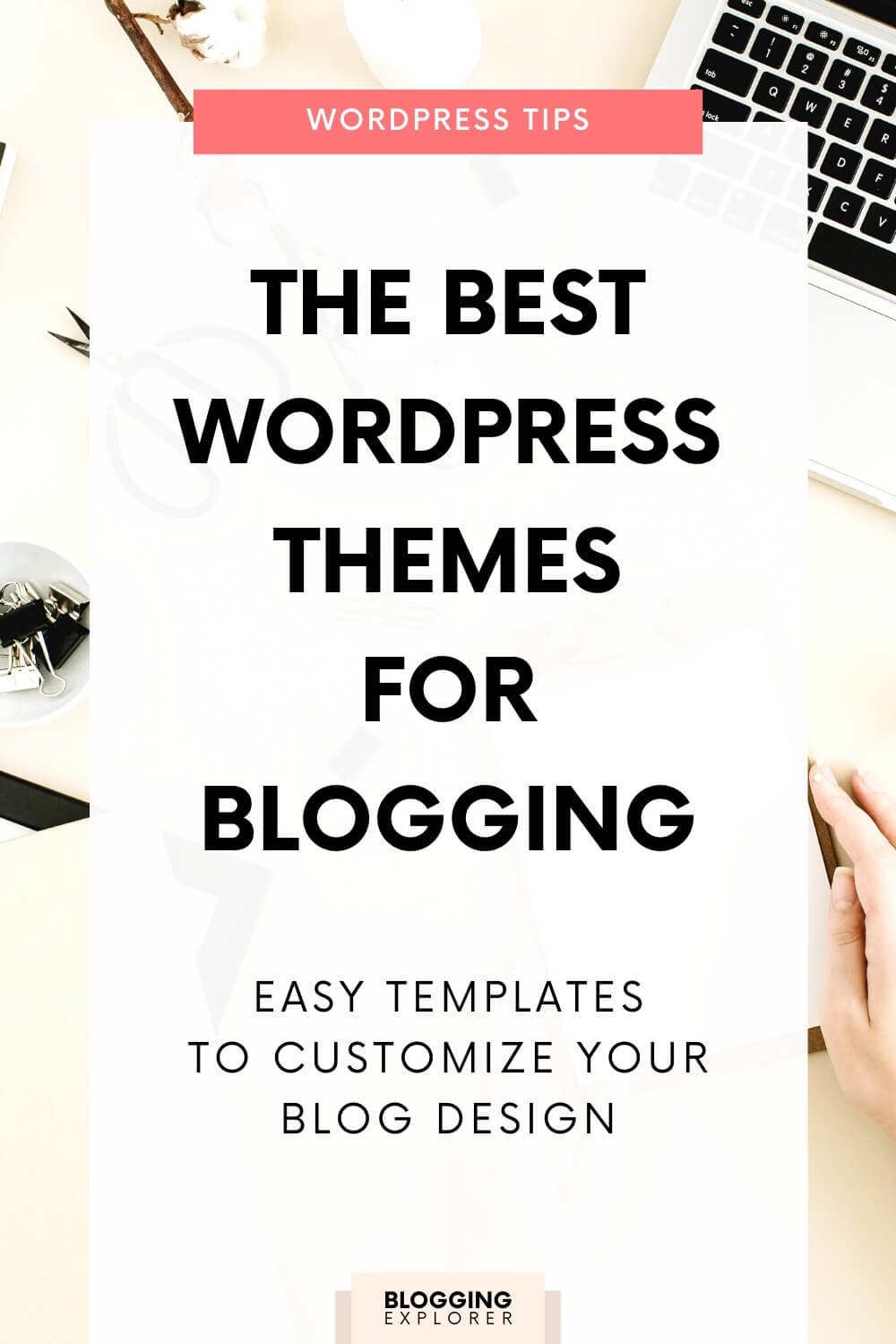 The best WordPress themes for blogging - Blogging Explorer